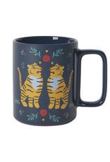 Fierce Tigers Mug