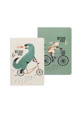 Wild Riders Notebooks Set of 2