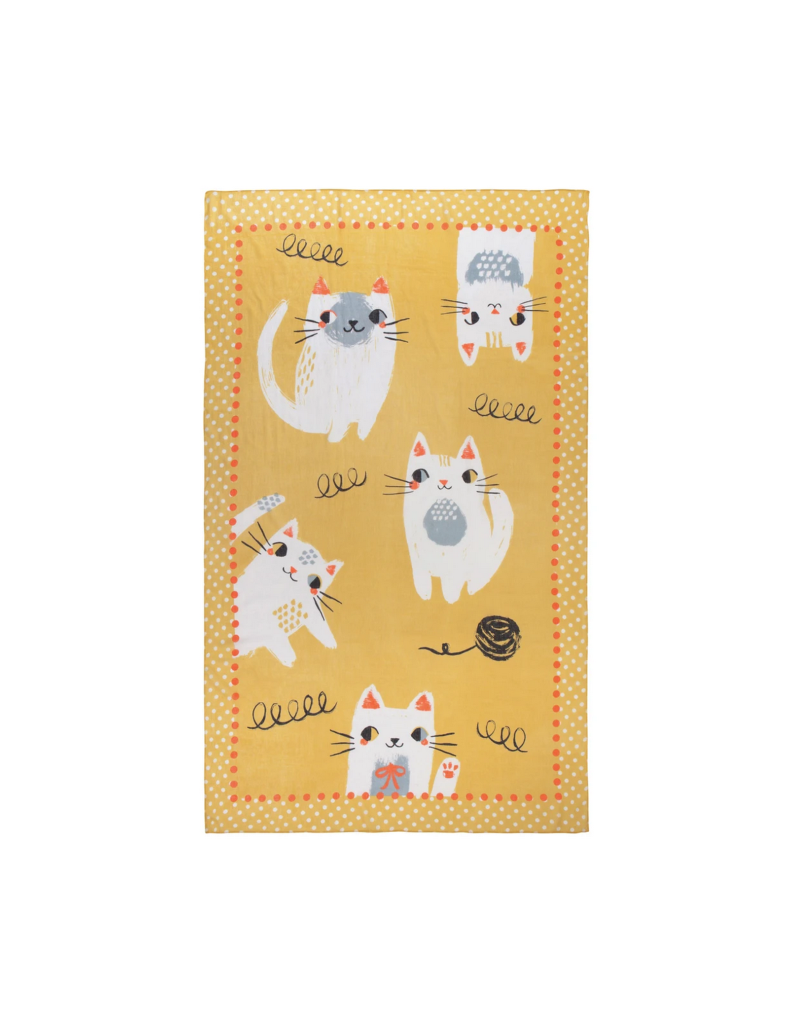 Meow Meow Cat Scarf