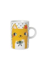 Meow Meow Cat Tall Mug
