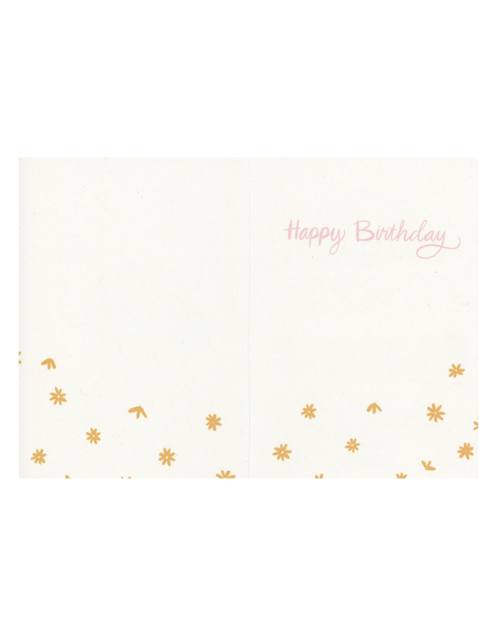 Courage to Bloom Greeting Card