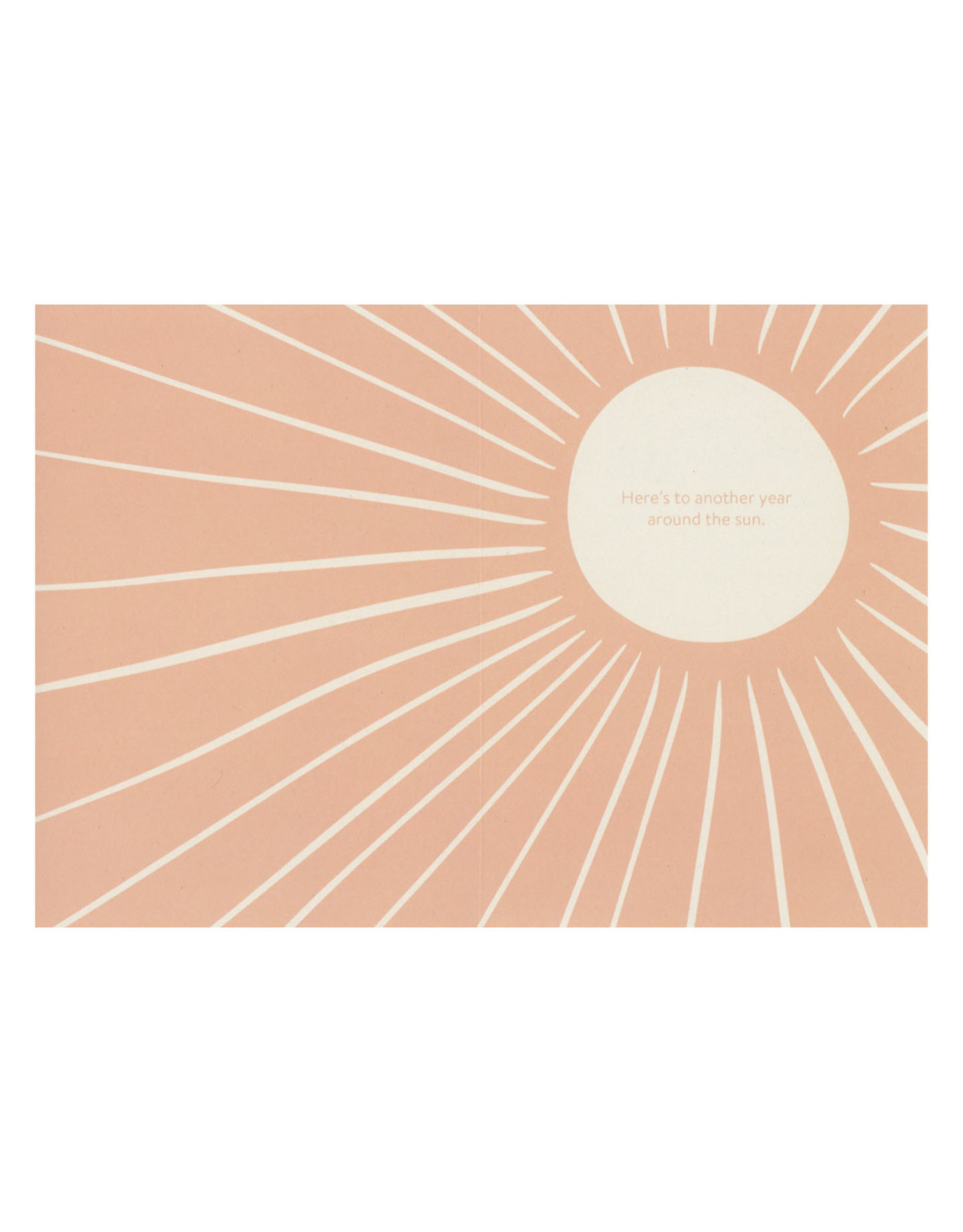 Shine Bright Birthday Girl Greeting Card