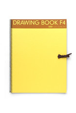 Holbein Sketch & Drawing Book - Yellow