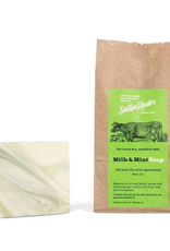 Milk and Mint Essential Soap