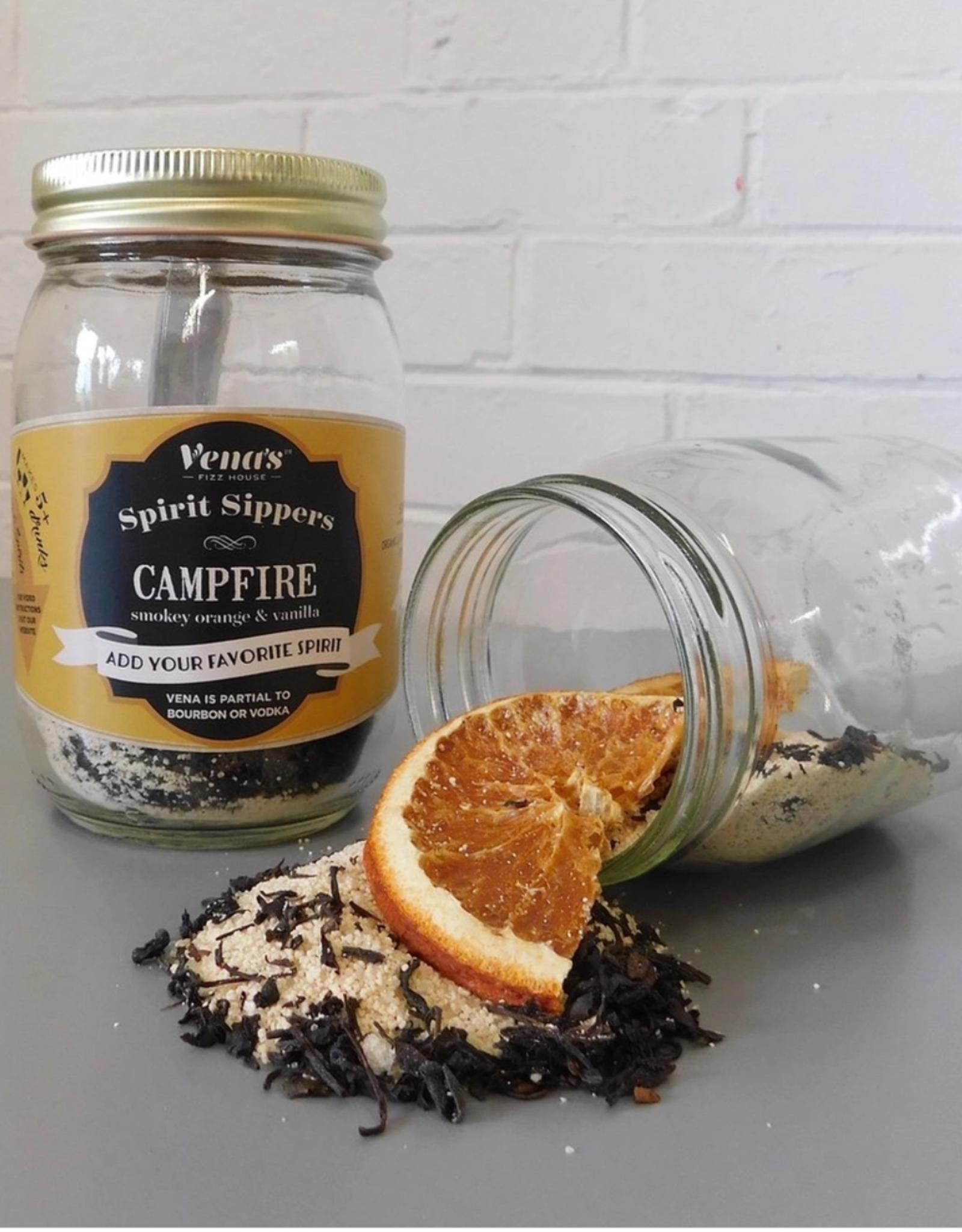 Campfire Infusion Jar