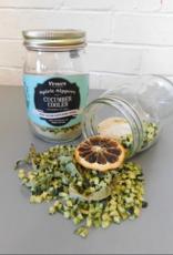 Cucumber Cooler Infusion Jar