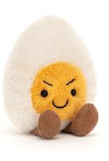 Boiled Egg Mischievous