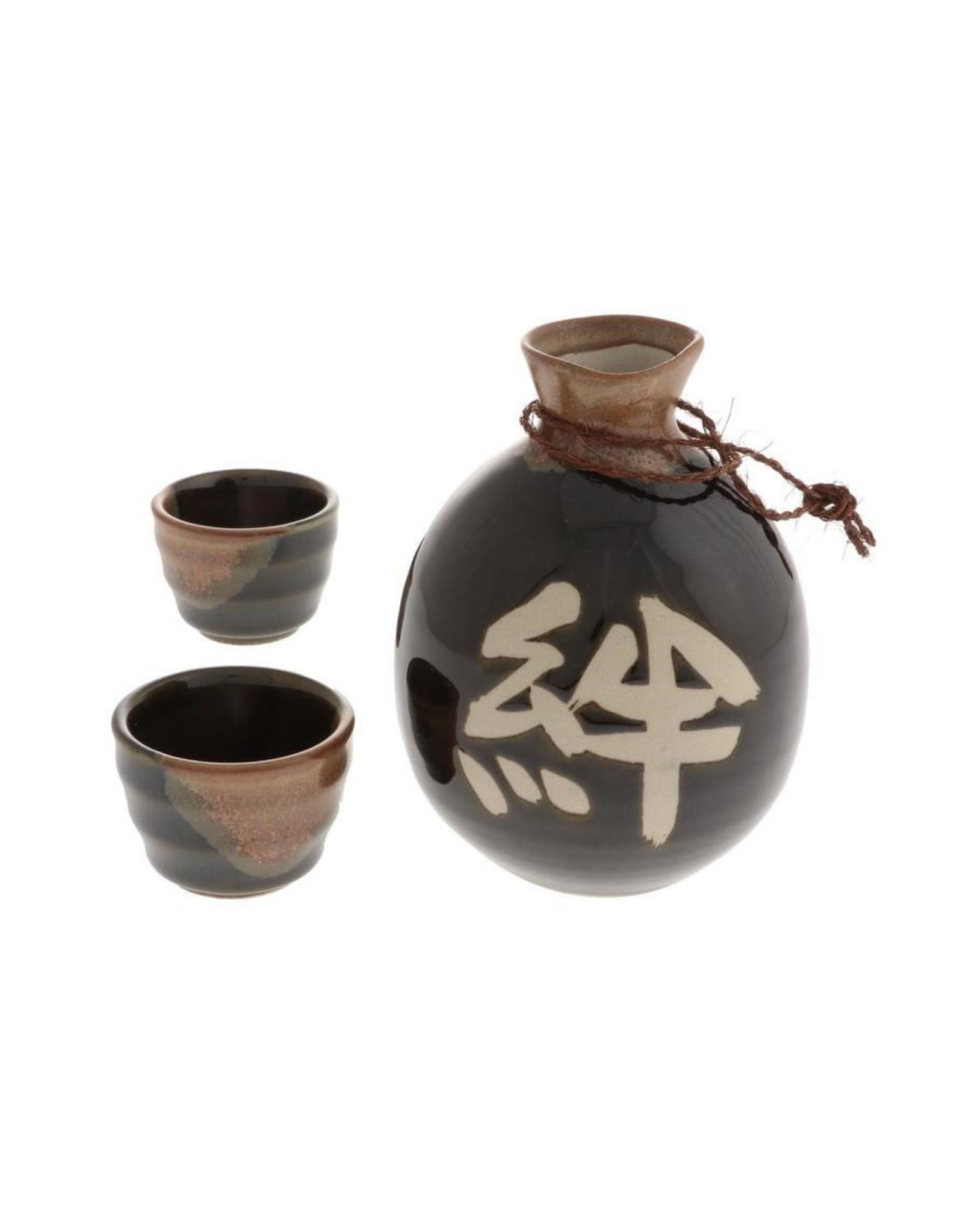 Oribe Kizuna Bonds Sake Set of 2