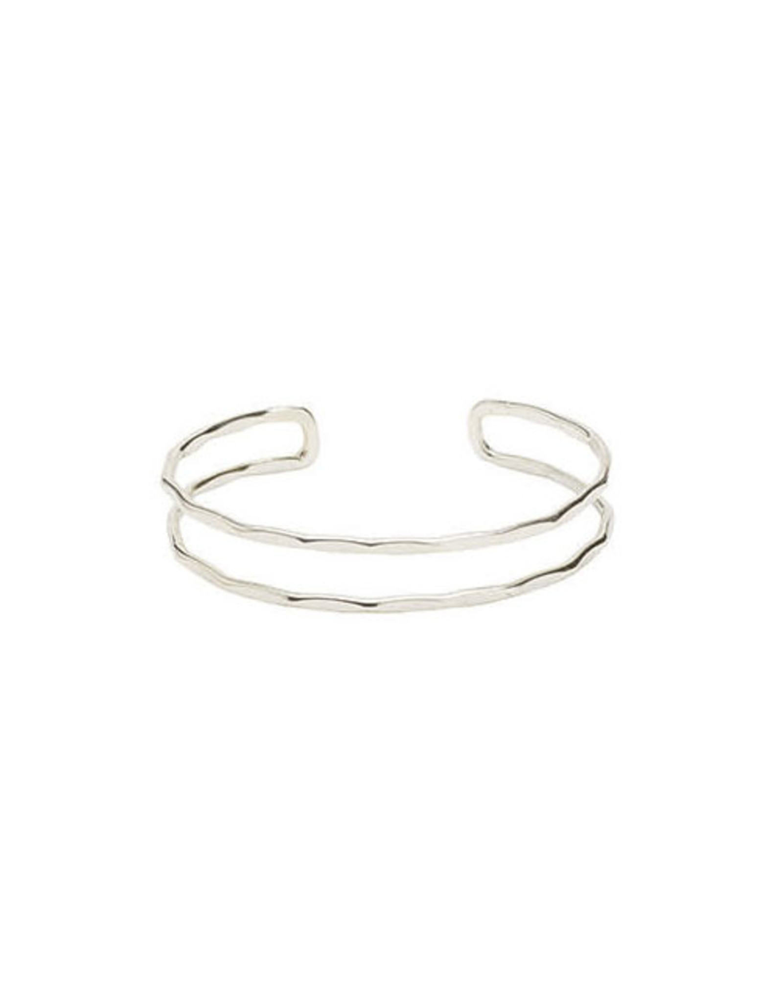Parallel Cuff - Silver
