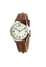 Traveler Brown Watch