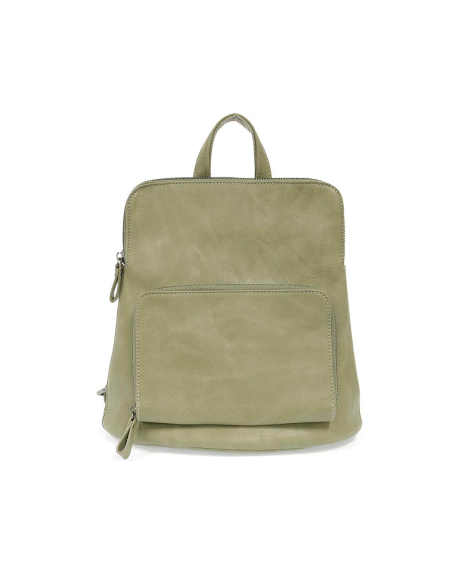 Julia Mini Backpack :  Eucalyptus