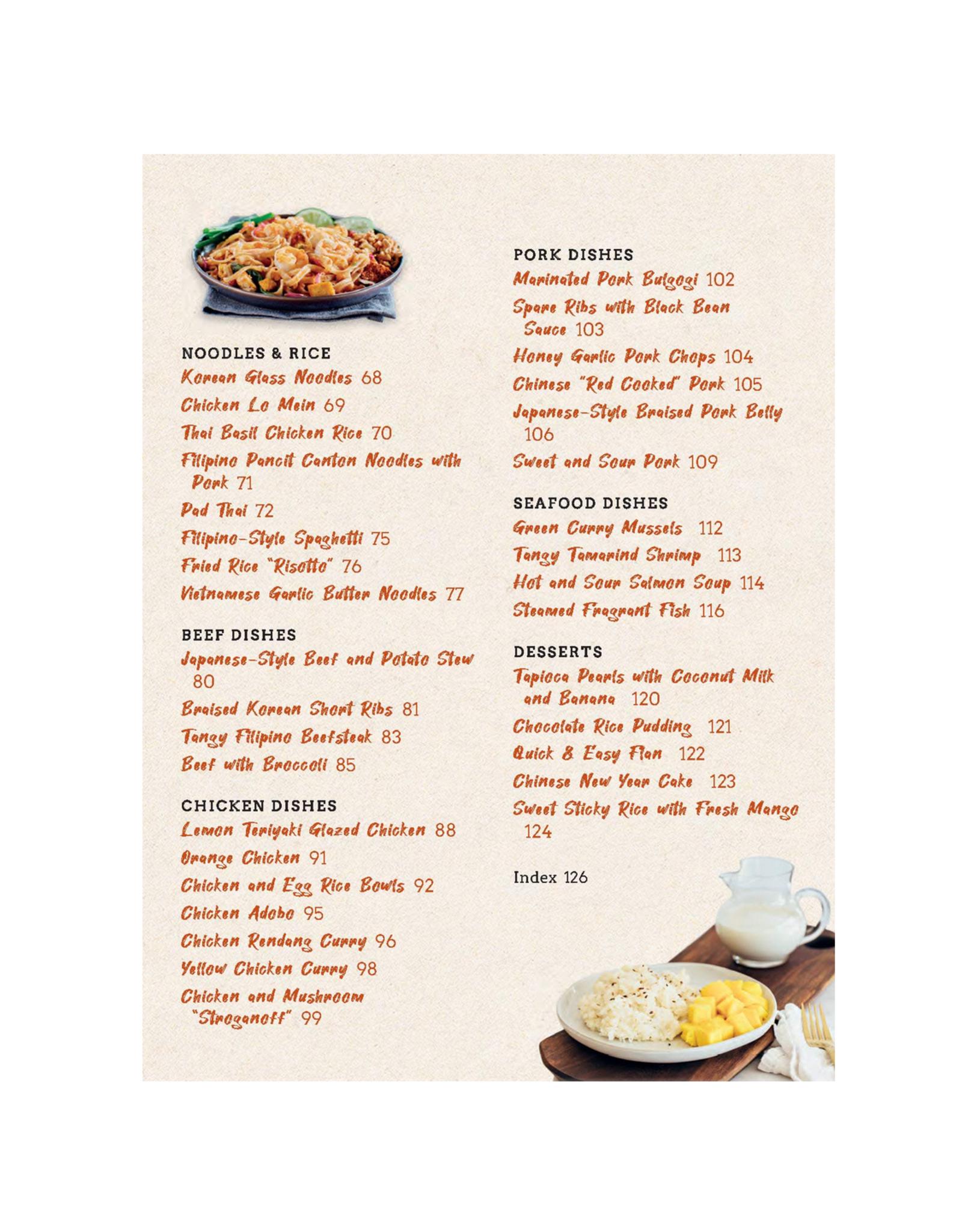 Instant Pot Asian Pressure Cooker Meals