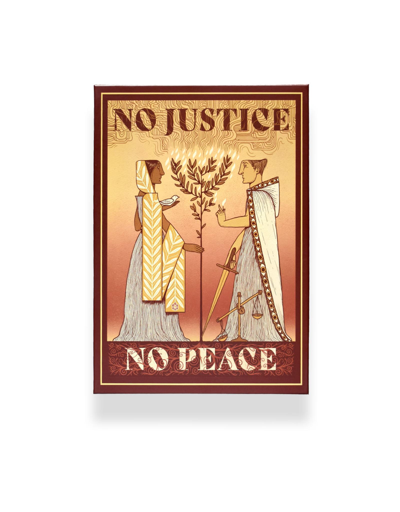 No Justice, No Peace 1000pc Puzzle
