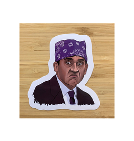 Prison Mike (The Office) Sticker