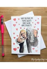 Eminem Love Greeting Card
