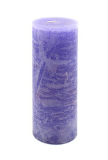 Timber Candle (Tall) - Wisteria