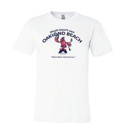 Oakland Beach T-Shirt U-XXL - Seconds Sale