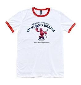 Oakland Beach Ringer T-Shirt