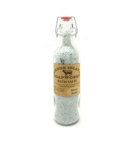 Bottled Bath Salts - Stress Relief