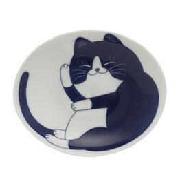 Tuxedo Cat Bowl - Large