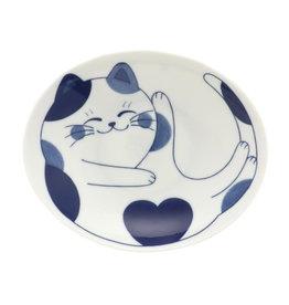 Calico Cat Bowl - Large