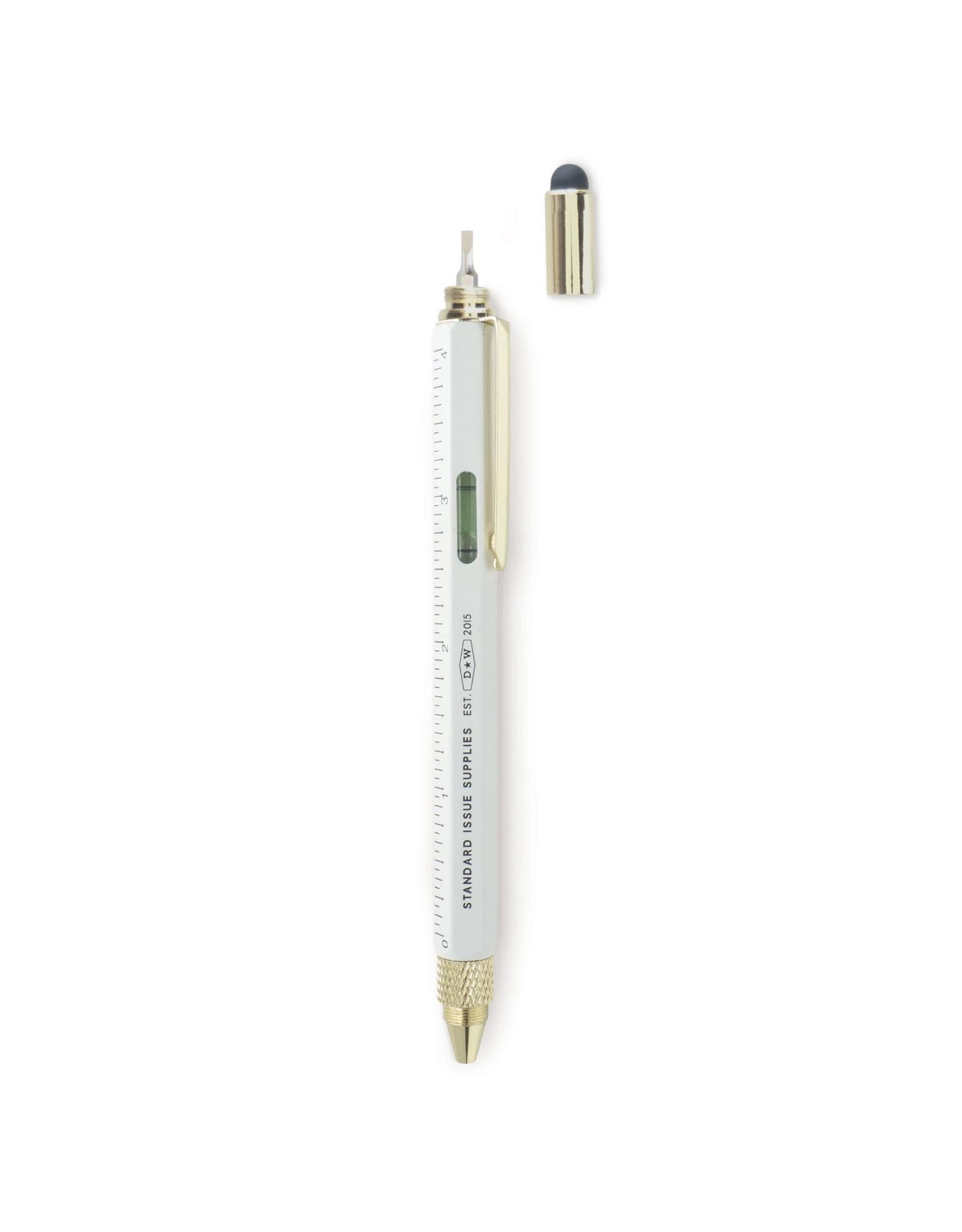 Multi-Tool Pen - Cream