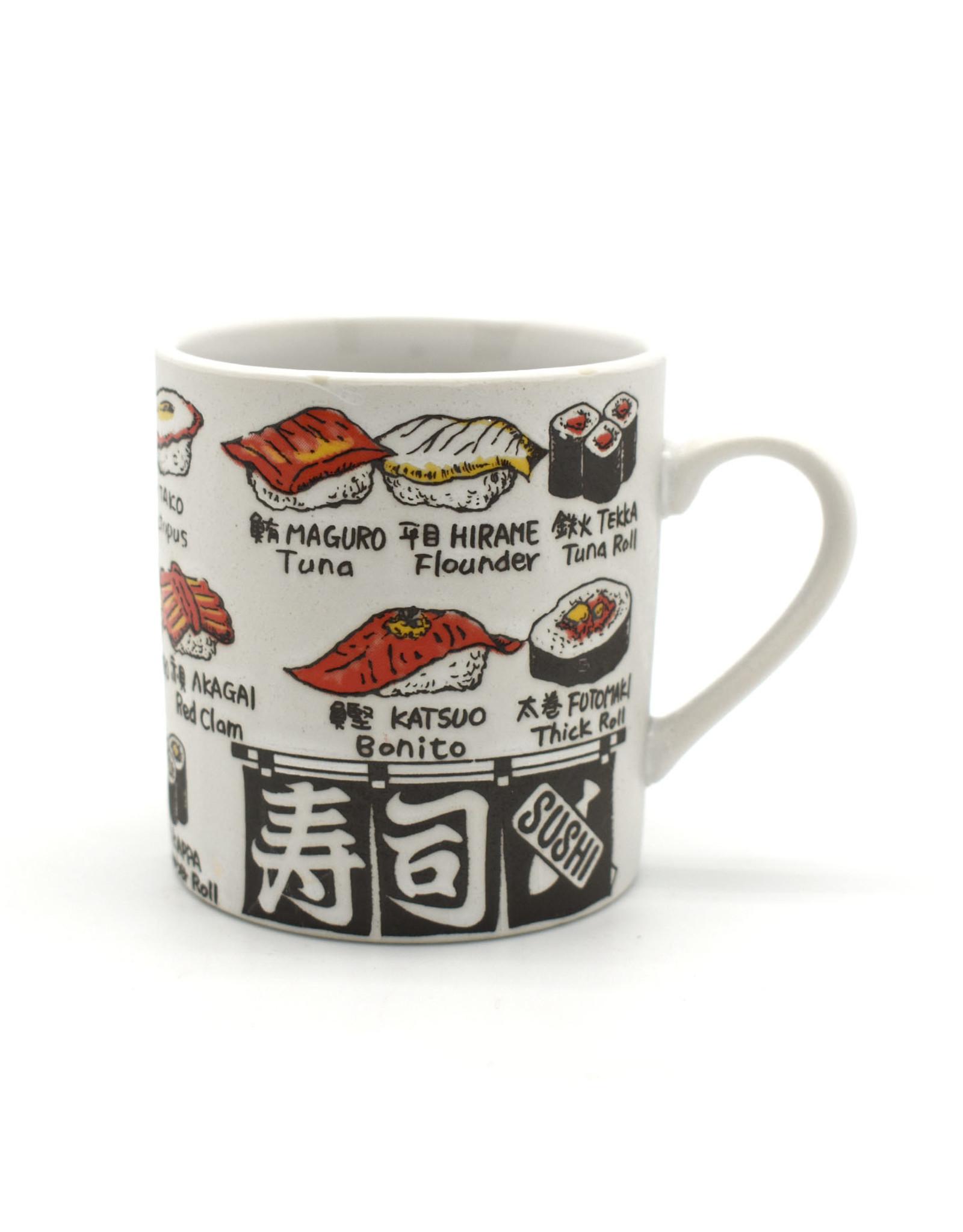 Sushi Neta Mug