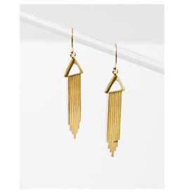 Raining Bar Earrings