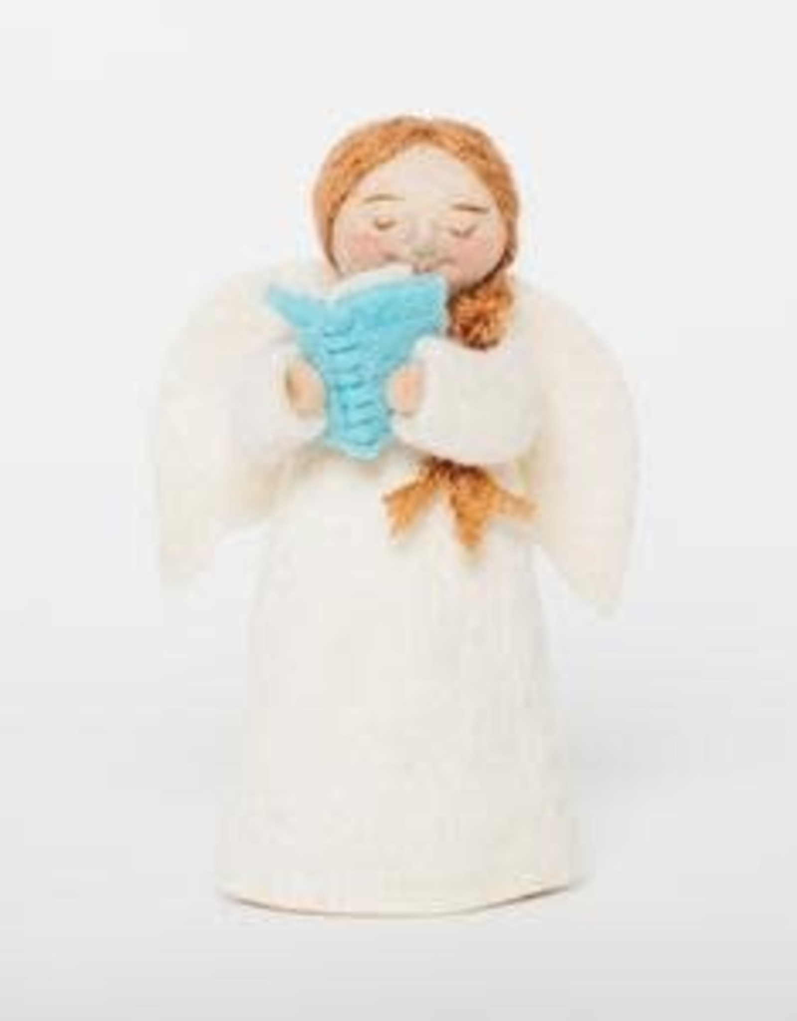 Book Lovers Angel Ornament