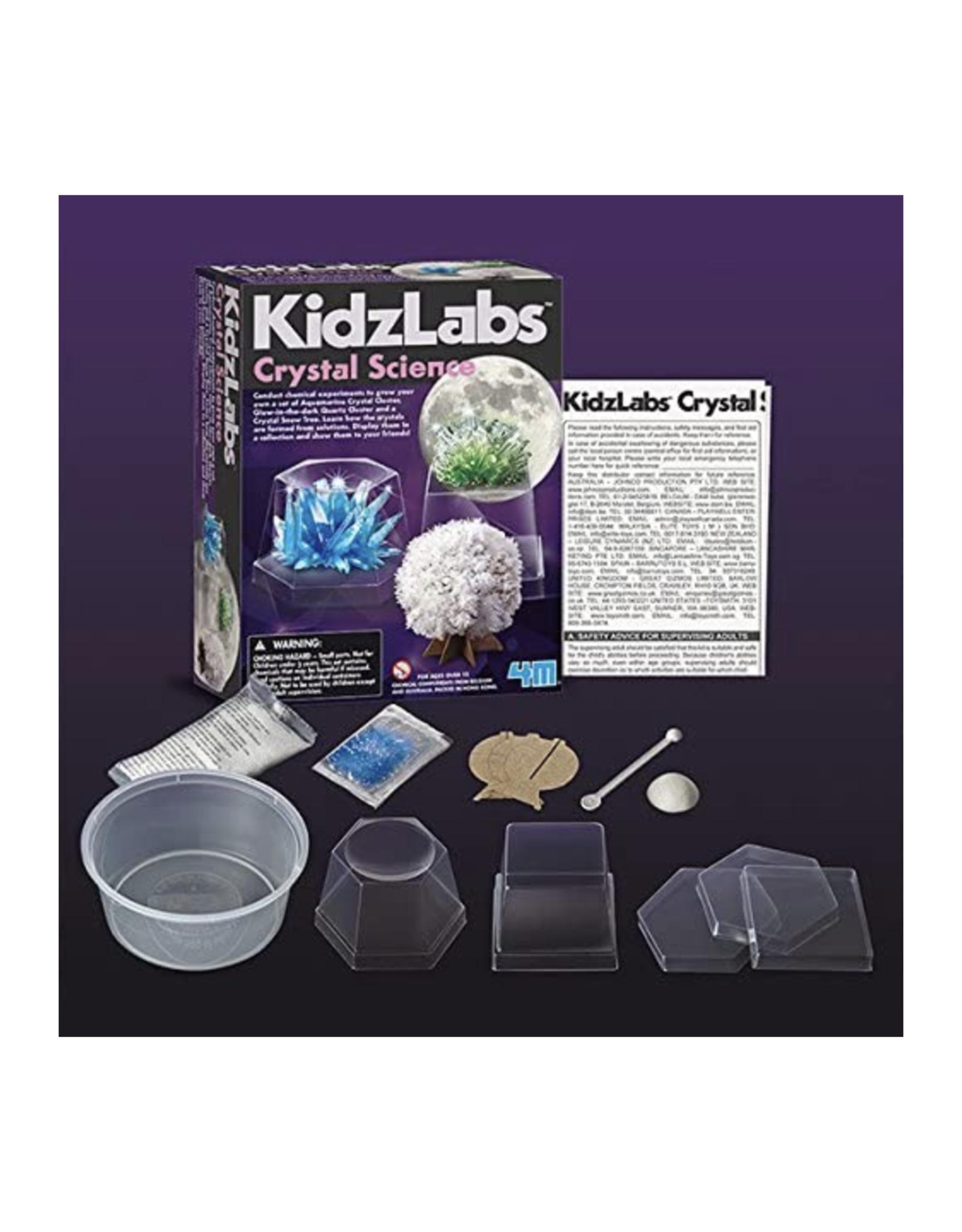 Crystal Science Kit
