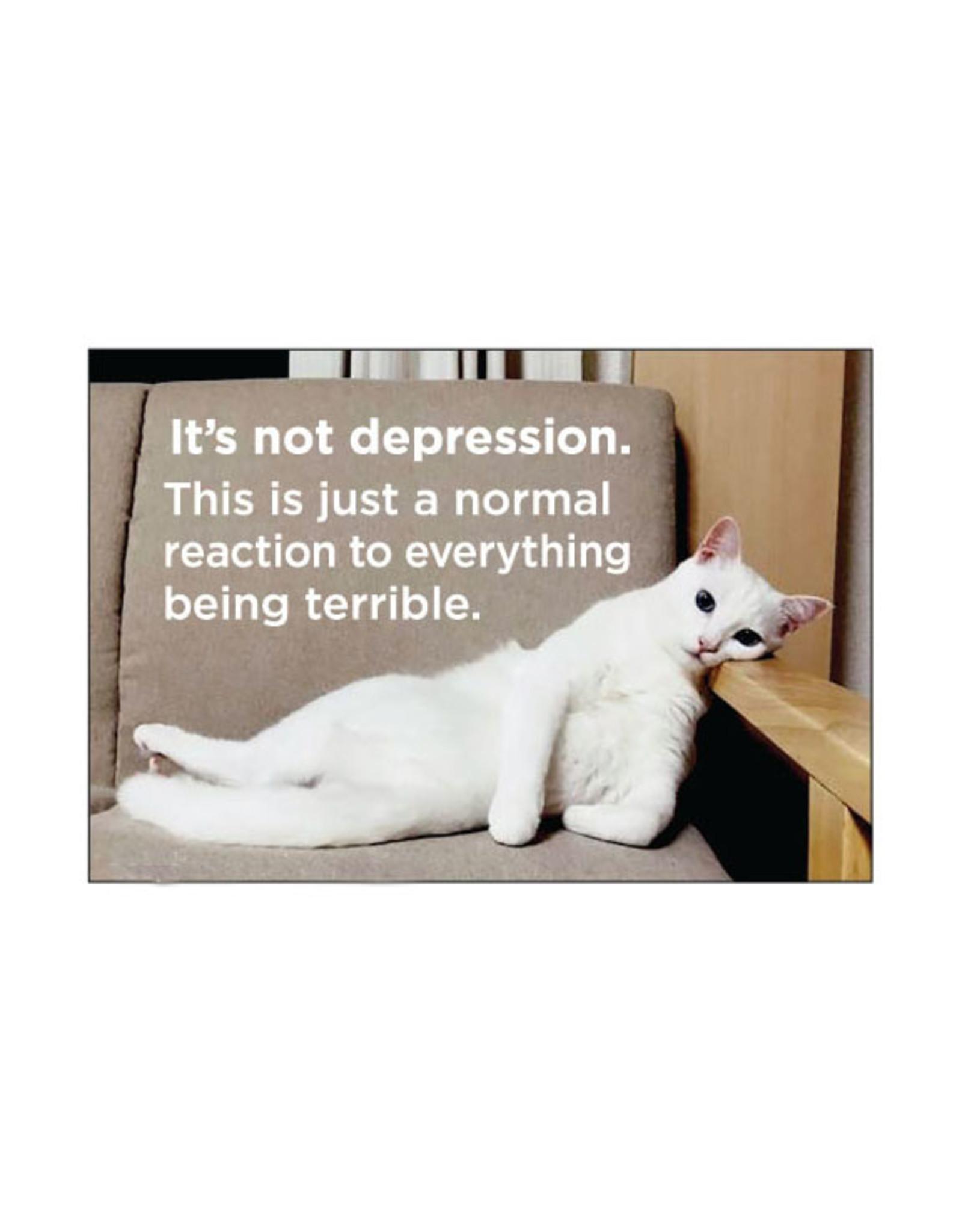 It's Not Depression Magnet