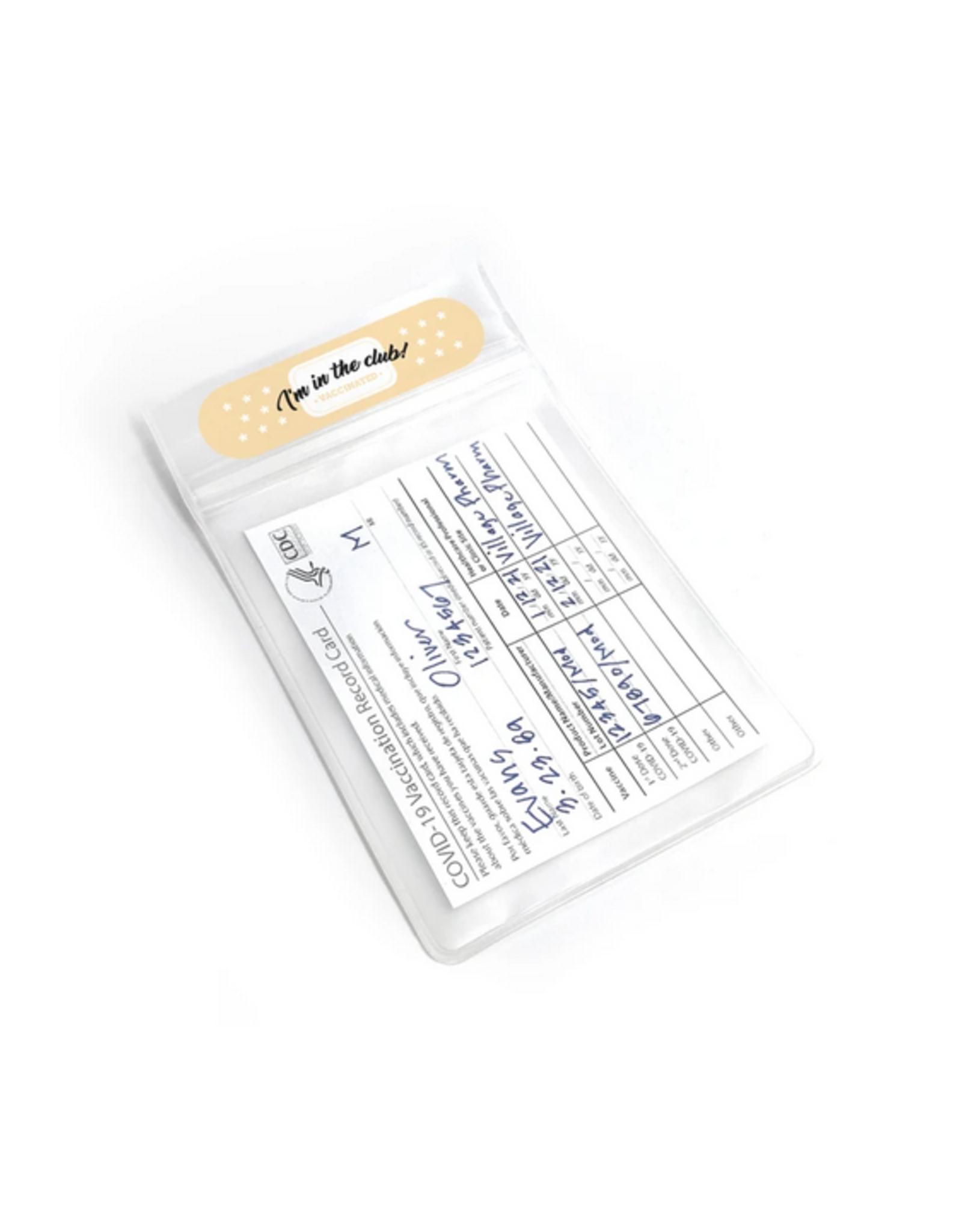 Vaccine Card Carrier