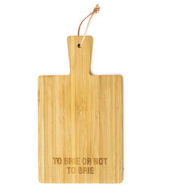 To Brie, Or Not To Brie Cheese Board - Seconds Sale