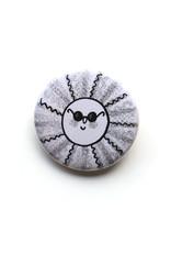 Shady Sun Button