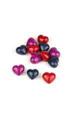 Bespeckled Mini Heart (assorted)