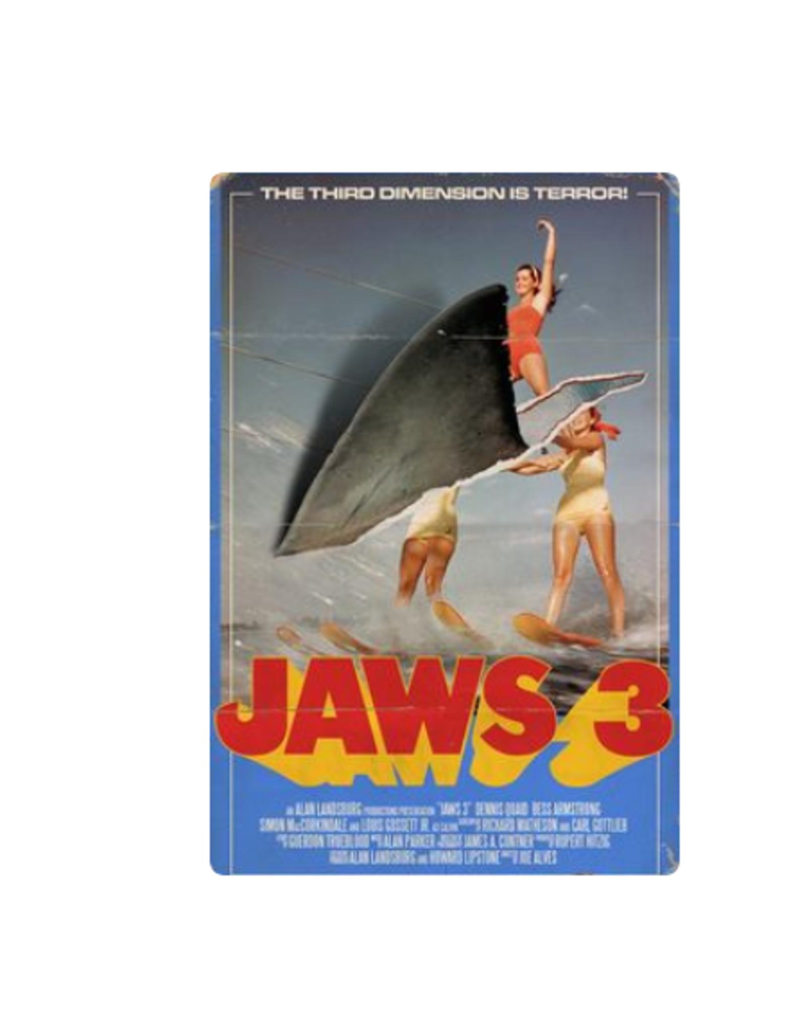Jaws 3 Movie Print