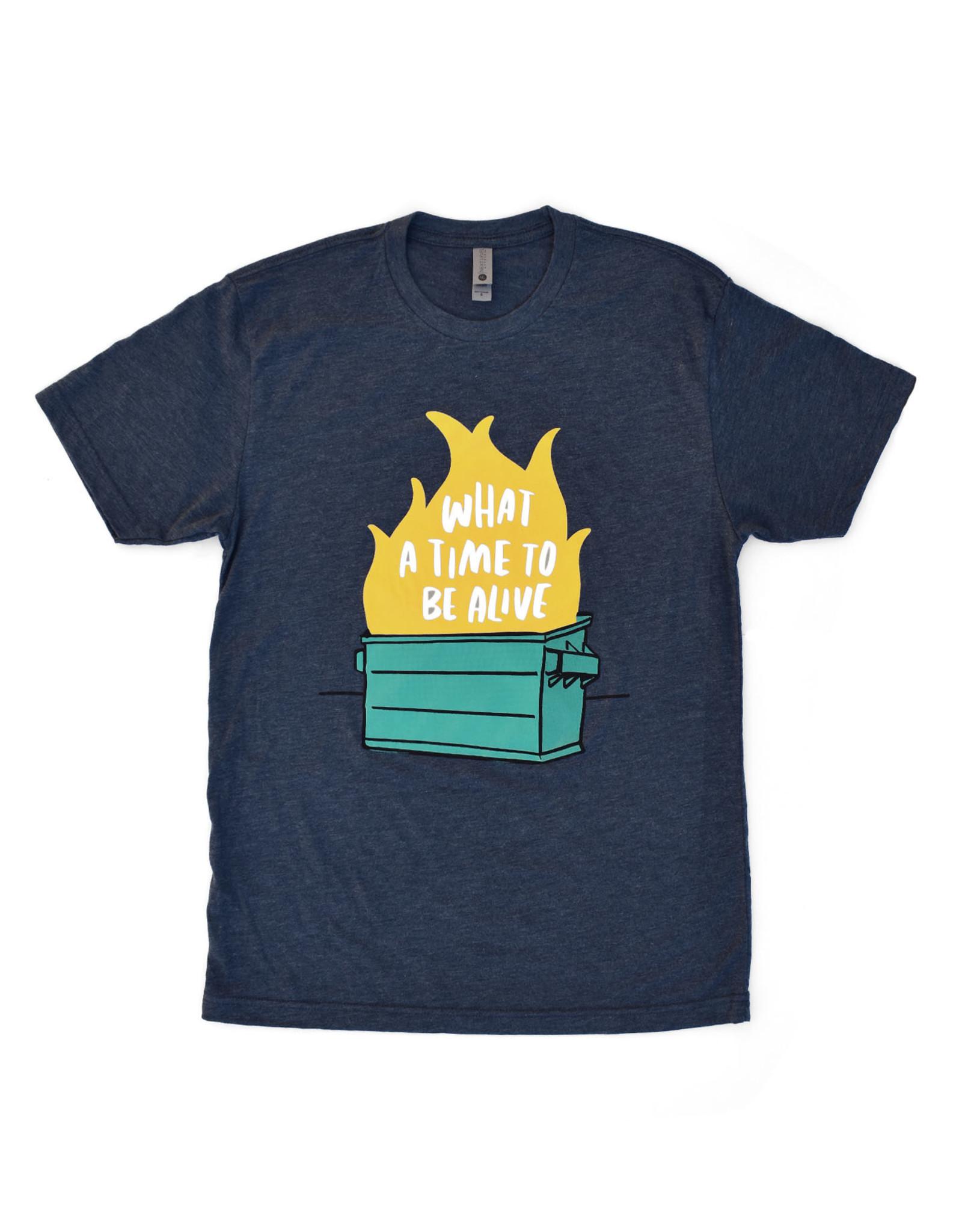 Dumpster Fire T-Shirt