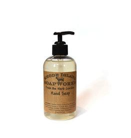 Hand Soap Bottle -  Cinnamon Hazelnut Coffee