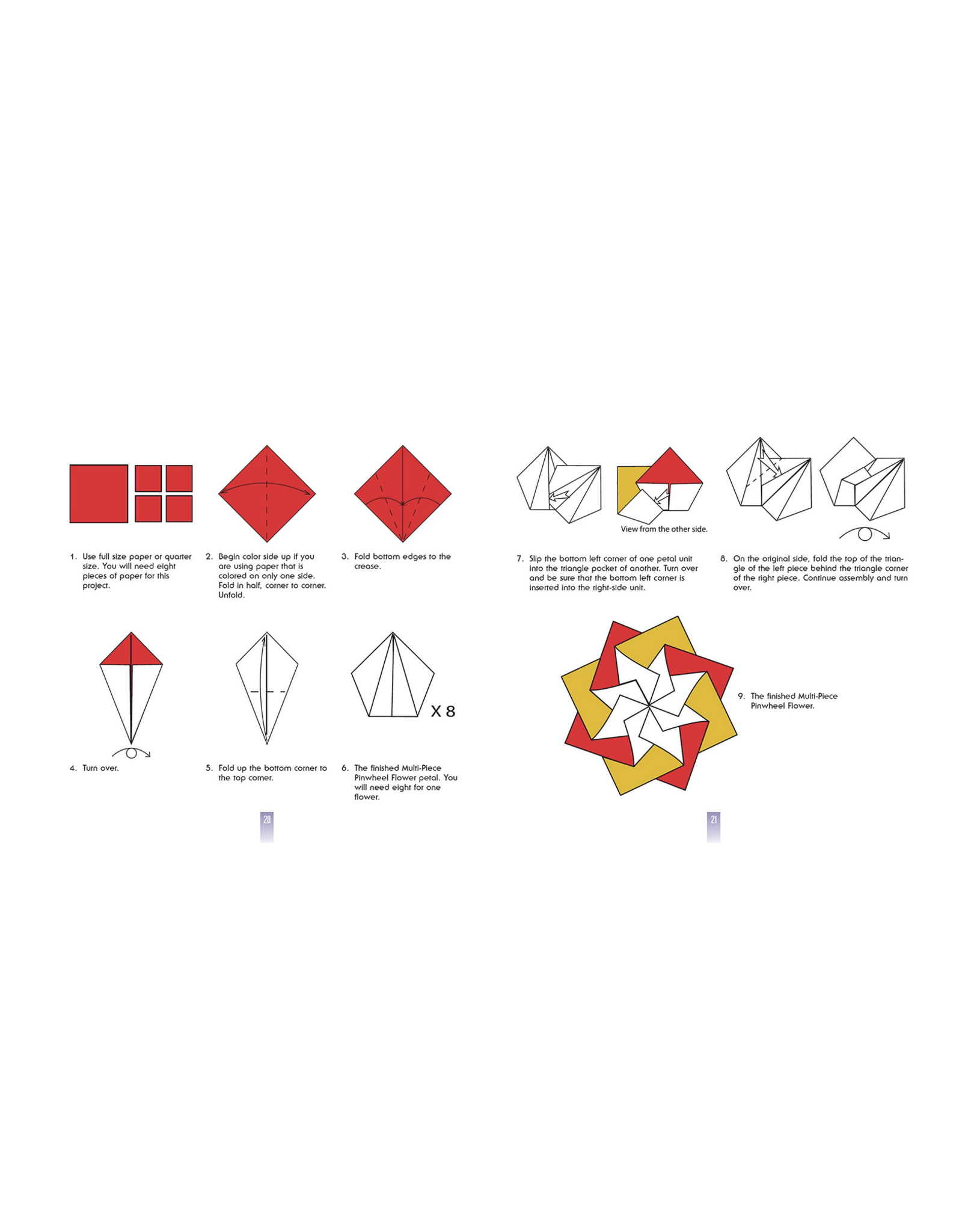 Amazing Origami : Traditional Japanese Folding Papers and Projects