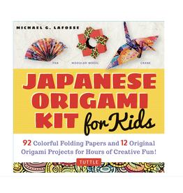 Japanese Origami Kit for Kids