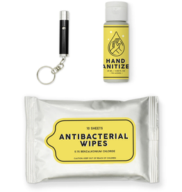 Travel Sanitizing Kit