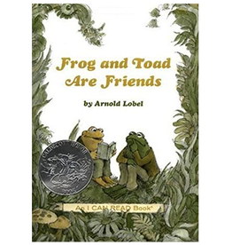 Frog And Toad Are Friends Hardcover