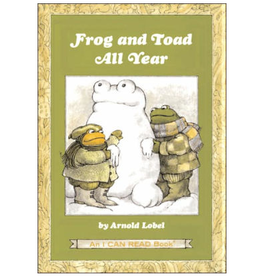 Frog and Toad All Year Softcover