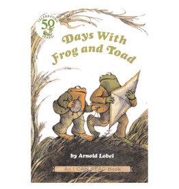 Days with Frog and Toad Softcover
