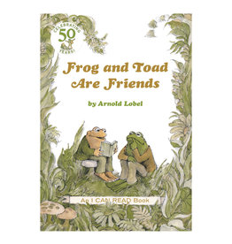 Frog and Toad are Friends Softcover
