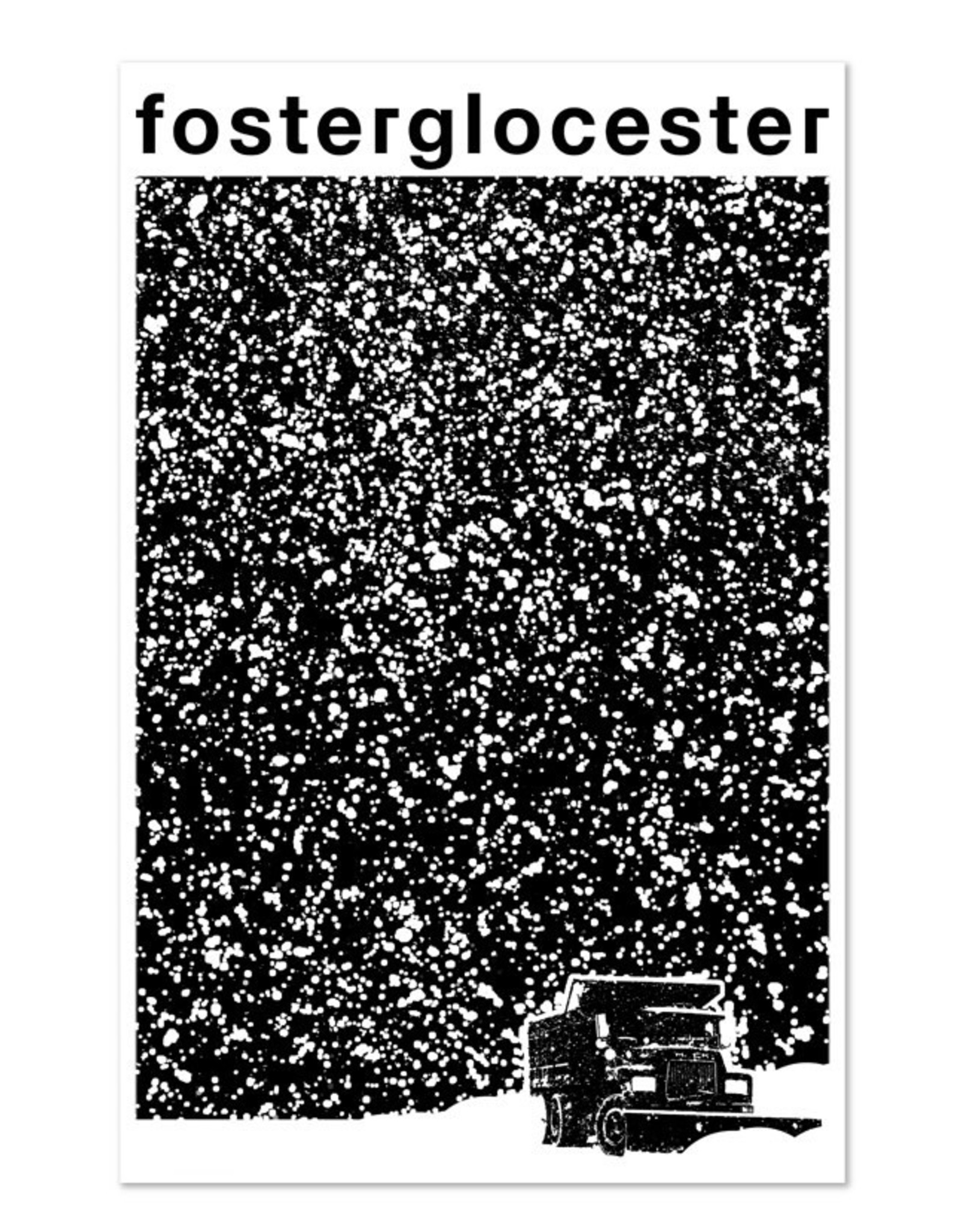 Fosterglocester Snow Day Print
