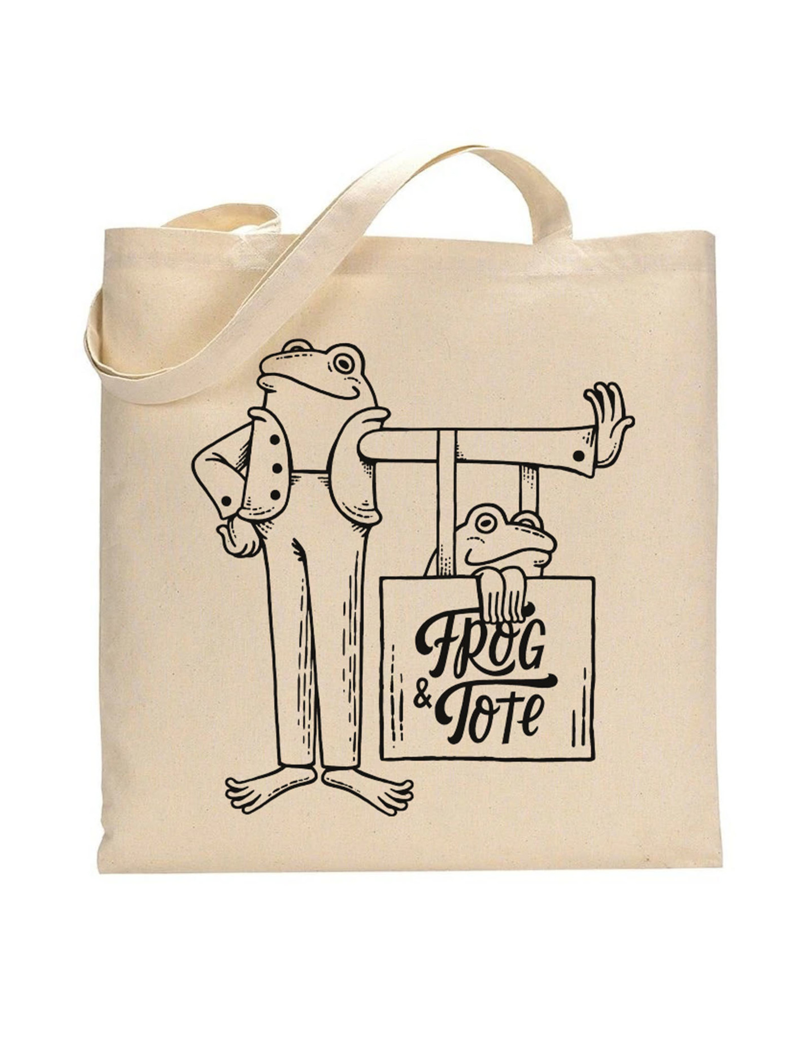 Frog & Tote