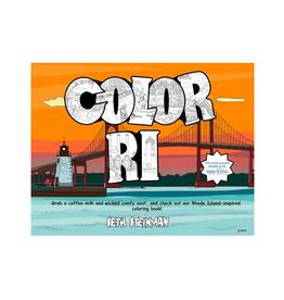 Color Rhode Island Coloring Book