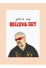 Helluva Guy Greeting Card