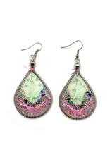 Dream Weaver Earrings - Caladium